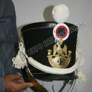 4rd Regiment Shako hat