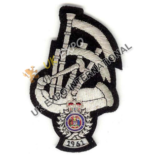 Pipe Band Badges