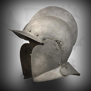 Antique Head Medieval Helmet