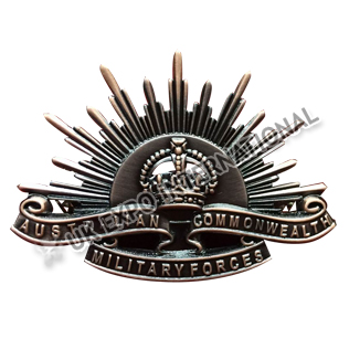 Australian Commonwealth Military Forces Badge