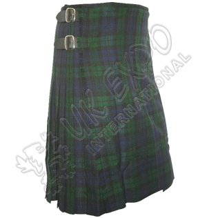 Black Watch Tartan Kilt