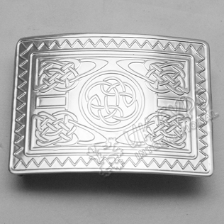Celtic Design Buckle