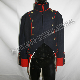 Permanent sappers battalion 1836 Regimental Dark Blue coat