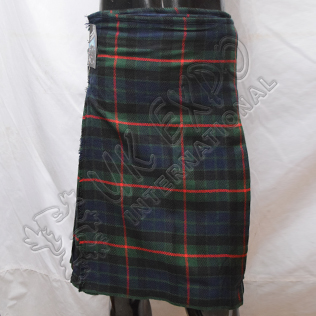 Gun of killer man Tartan Kilts