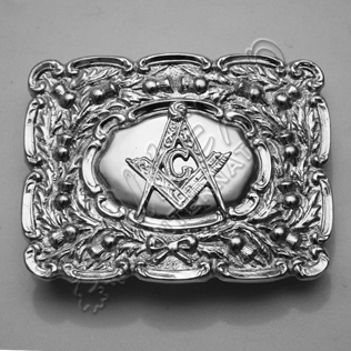 Masonic dress Buckle
