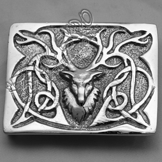 Stag buckle