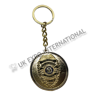 Officer Jhonesboro Key Chain