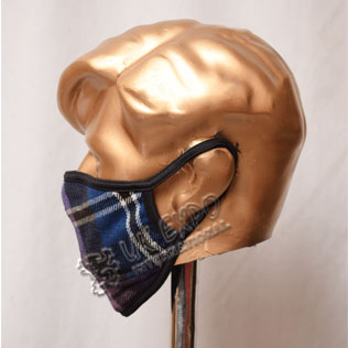 Pride of Scotland Tartan Scottish Style Mask