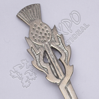 Scottich Sword Shiny Antique Kilt Pin
