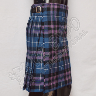 Scottish Pride of Scotland 5 Yard Tartan Kilt