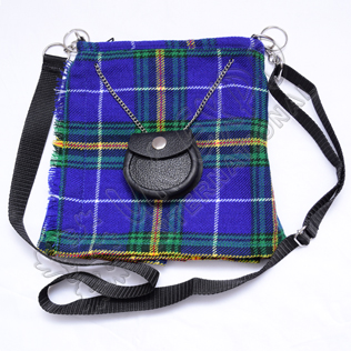 Scottish Tartan Ladies Kilt Bag
