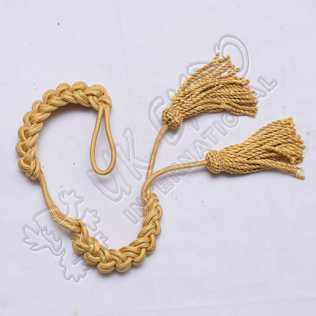 Shako Cord Gold Color Silk