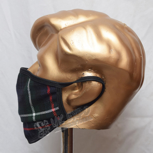 Mackenzie Tartan Scottish Style Mask